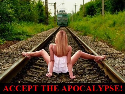 ACCEPT THE APOCALYPSE