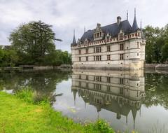 Château d'Azay-le-Rideau - Reflections