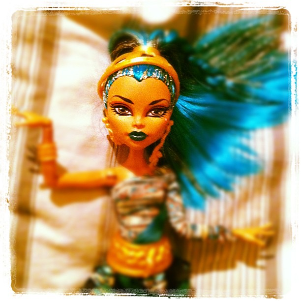 Nefera de nile monsterhigh de la isi flickr photo sharing - Nefera de nile ...