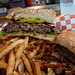 The Stockyards - the burger