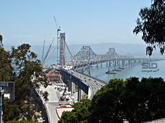 Building the new San Francisco Bay Bridge
