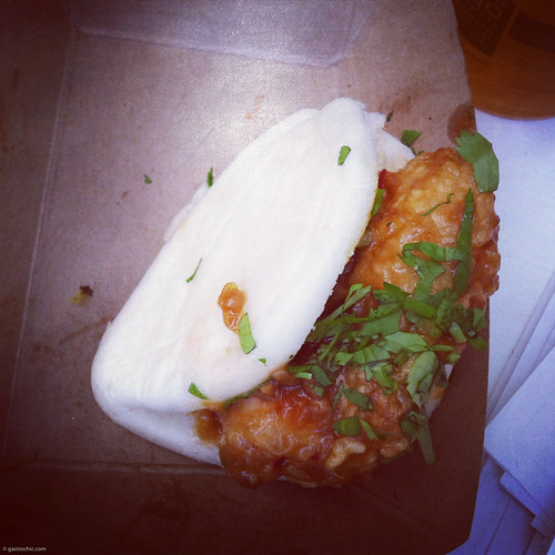 General Loko's Fried Chicken Bao, Baohaus, the Great Googa Mooga