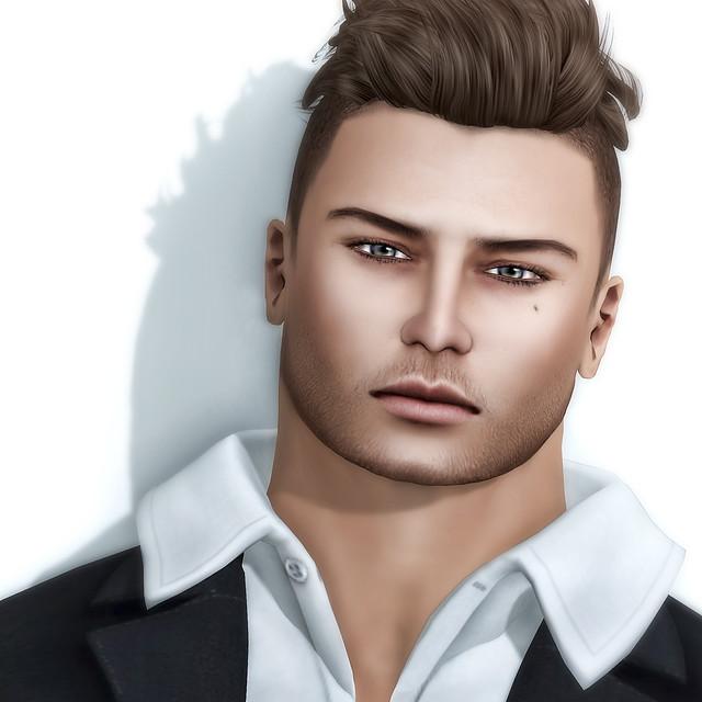 Male Fashion - Nathan Chaffe