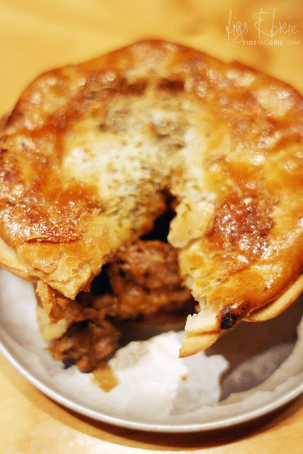 Lamb & Rosemary Pie, The Pie Tin
