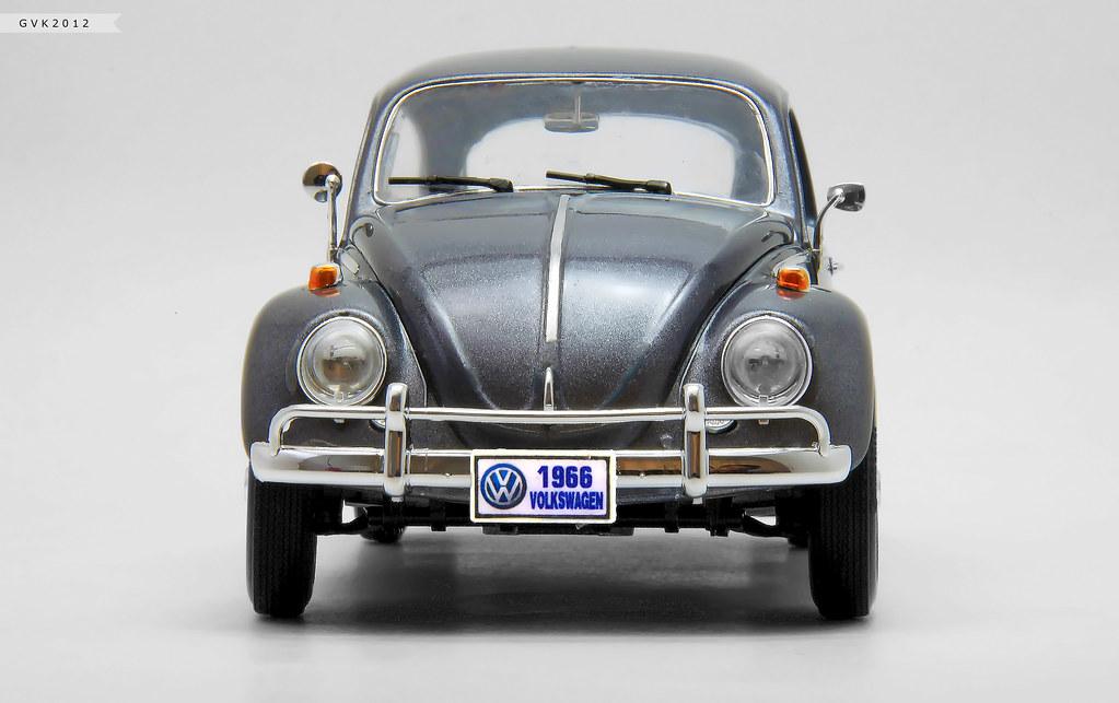 1966 Volkswagen Beetle 1300 7256208808_23195df7b9_b