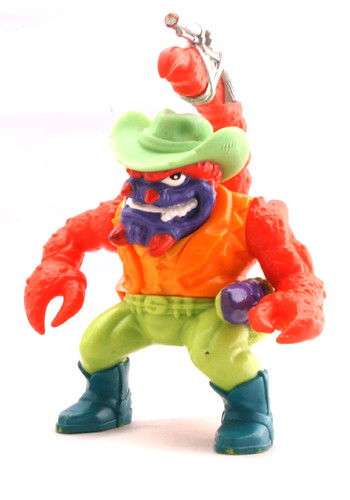 Saddlesore Scorpion, (1991) C.O.W Boys of Moo Mesa, © Hasbro by Hero777