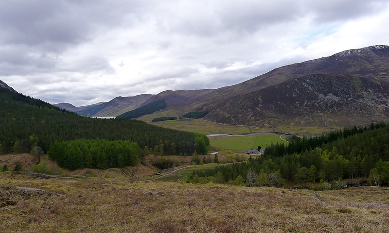 Strathconon and Inverchoran