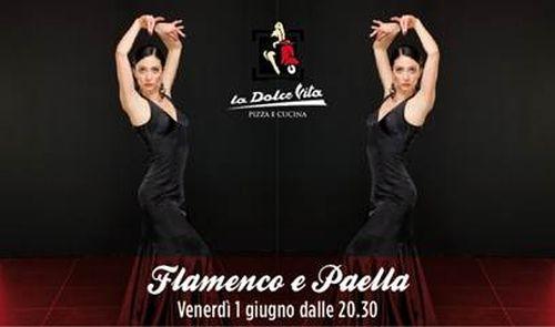 Flamenco a Bevilacqua