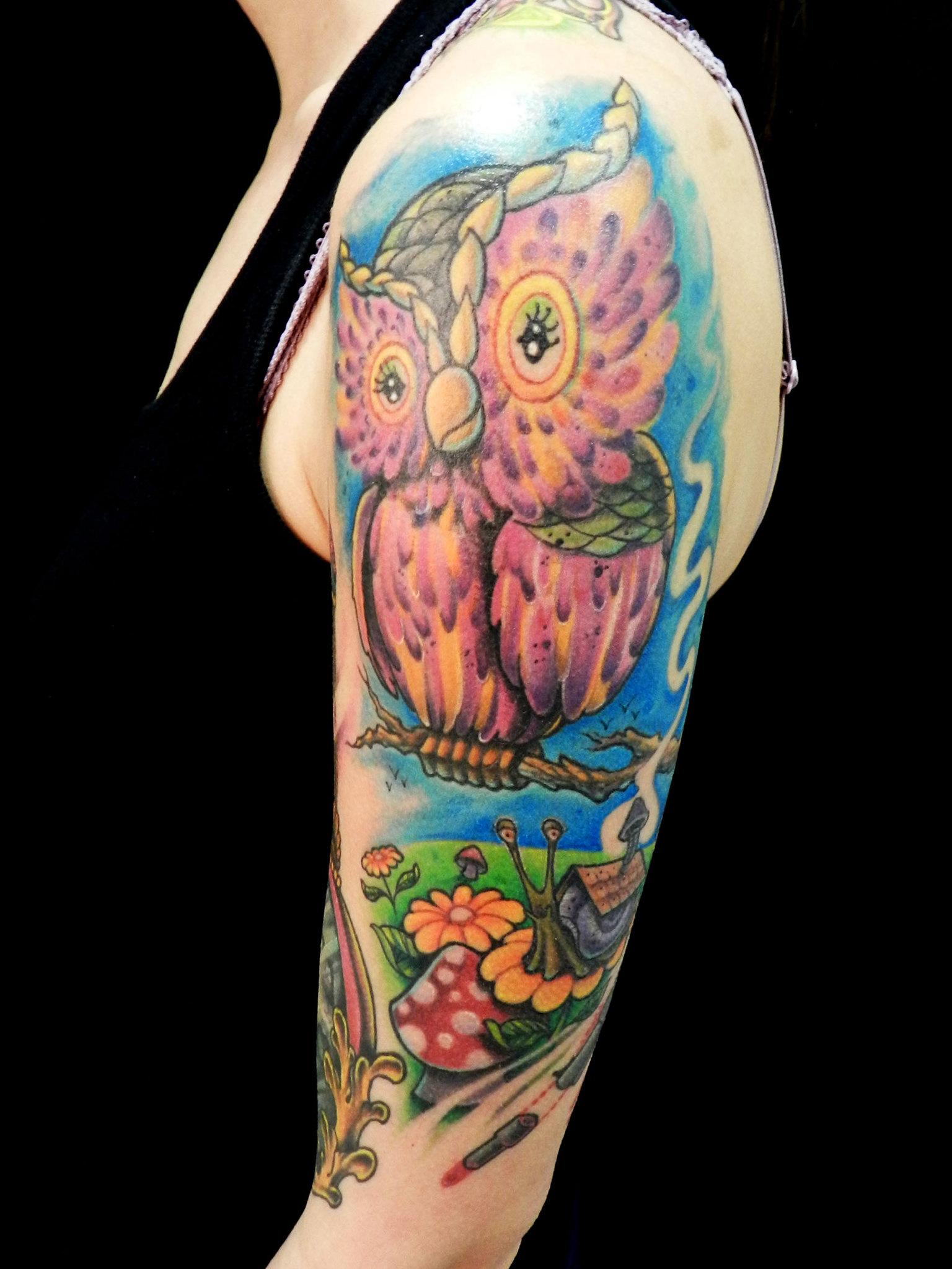 aussergew hnliche hervorragende tattoos tattoo 182. Black Bedroom Furniture Sets. Home Design Ideas