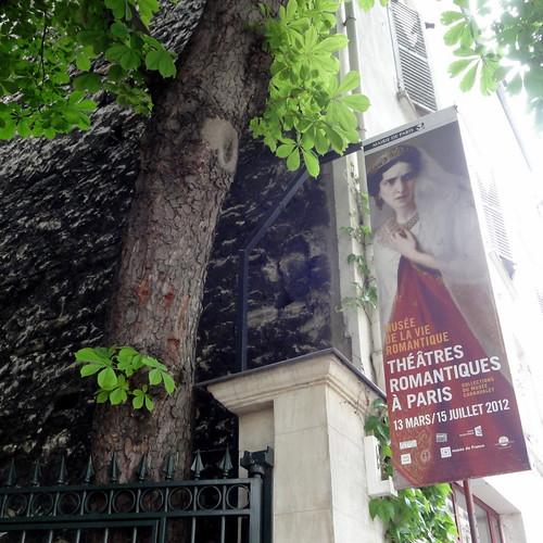 Théâtres Romantiques à Paris