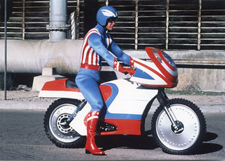 Cap's TV Movie Bike (1979)