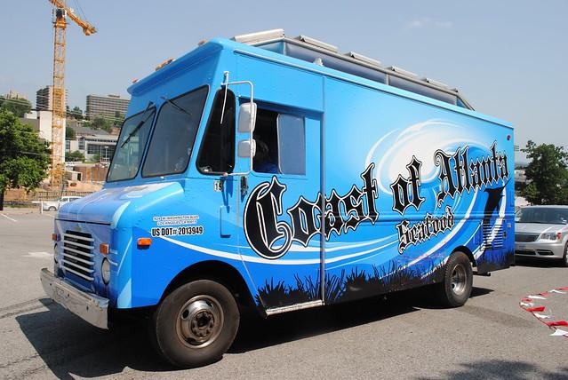 Coast Of Atlanta Great Food Truck Race