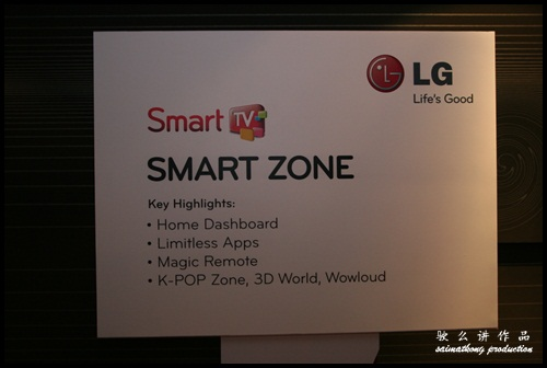 Smart Zone - Home Dashboard, Limiteless Apps, Magic Remote, K-Pop Zone, 3D World, Wowloud