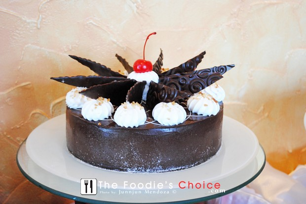 Chocolate indulgence at Tinapayan