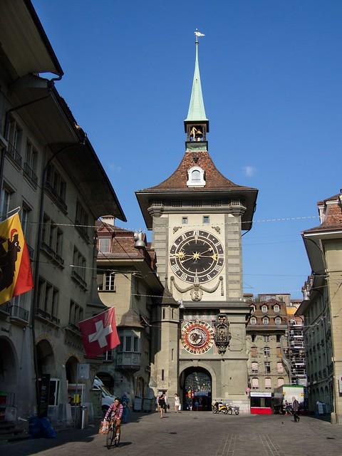 Zytglogge Tower, Bern