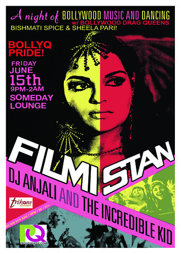 Filmistan BollyQ @ Someday Lounge
