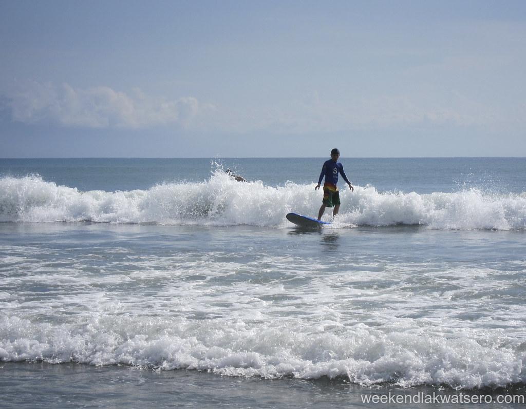 Surfing Baler Philippines