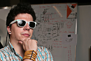 Maker Portraits May 24 2012 - Social Network Glasses
