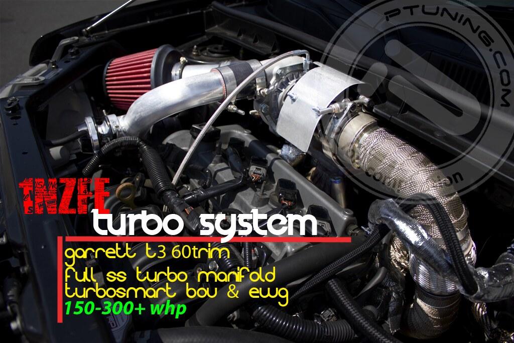 PTUNING: 1NZFE Turbo System for the xA/xB! - Scionlife com