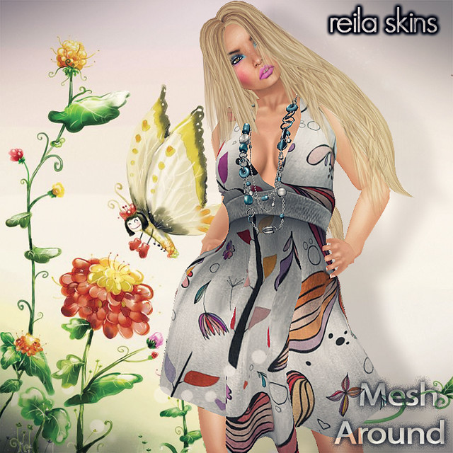 Reila Skins - Mesh Around Hunt Prize