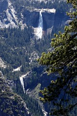 Vernal Falls & Nevada Fall