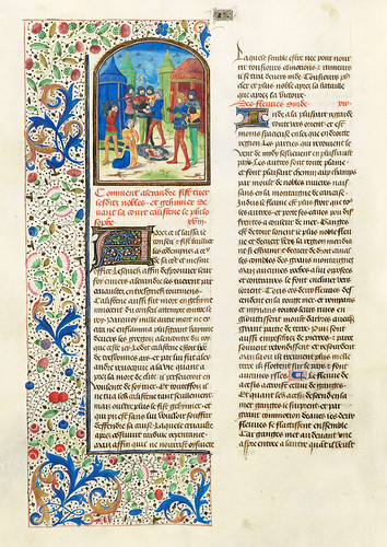 016-Quintus Curtius The Life and Deeds of Alexander the Great- Cod. Bodmer 53- e-codices Fondation Martin Bodmer
