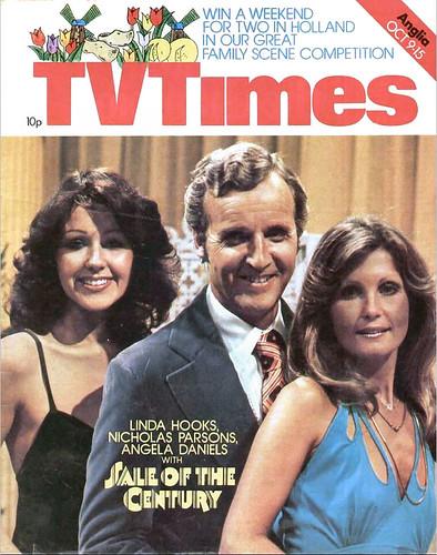 TV Times Cover 1976-10-09 Nicholas Parsons