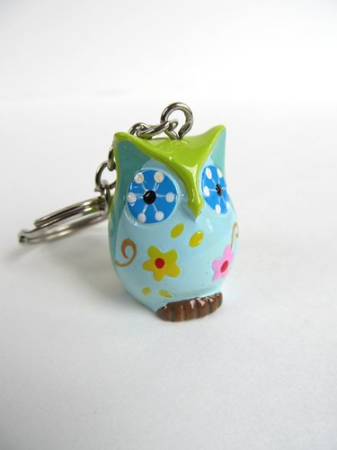 keychain from Carly