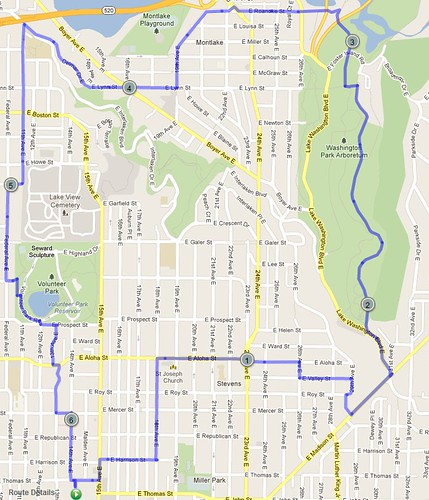 Today's awesome walk, 6.23 miles in 2:10 by christopher575