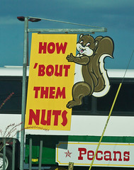 How about them nuts?