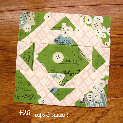 farmer's wife sampler, block 25