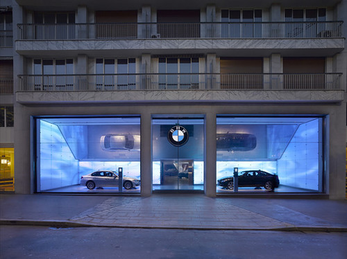 New BMW Brand Store opens in Paris