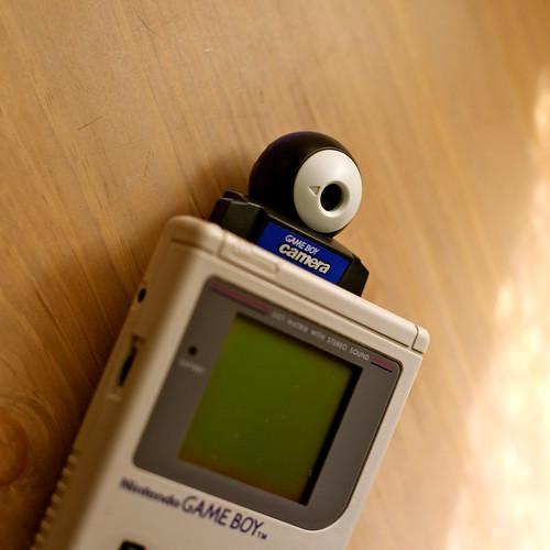 Nintendo Game Boy Camera