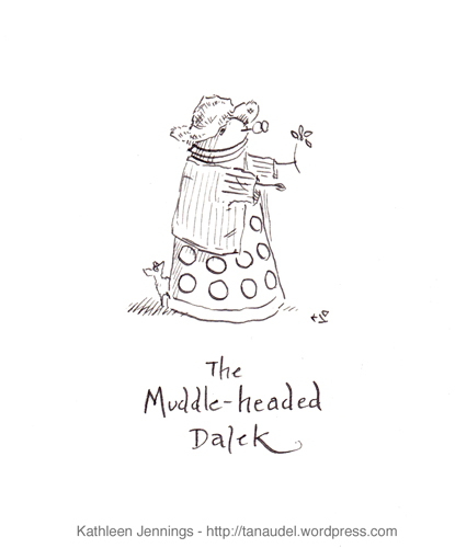The Muddle-headed Dalek