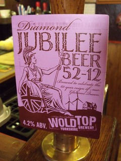 Wold Top, Diamond Jubilee Beer 52-12, England