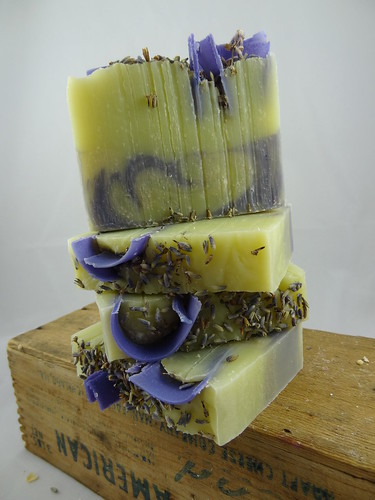 Lavender Soap May 2012 (7)