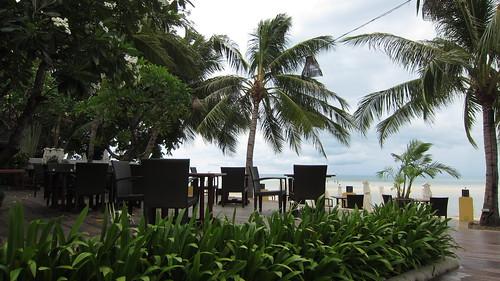 Koh Samui Kandaburi Resort beach restaurant サムイ島カンダブリリゾート (1)