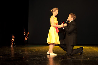 DanceAct Practice Night Spring 2012 Showcase