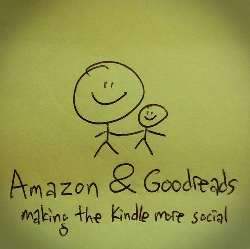 Amazon & Goodreads: making the Kindle more social