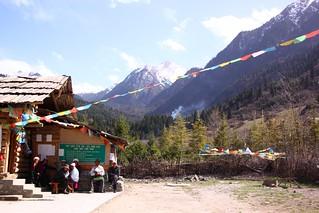 Zhongchagou Reception