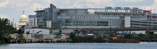 Nats by water
