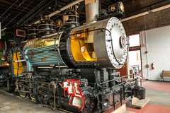Steamtown - Cut Away Steam Locomotive