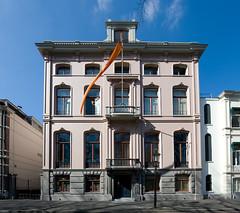 <p>Kapitale villa Maliebaan 18, woonhuis van Jonkheer Everard van Weede van Dijkveld. Foto: Anna van Kooij.</p>