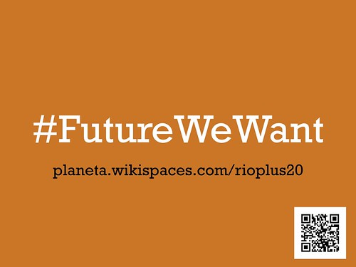 #FutureWeWant