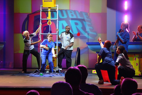 Double Dare Live at Nick Hotel