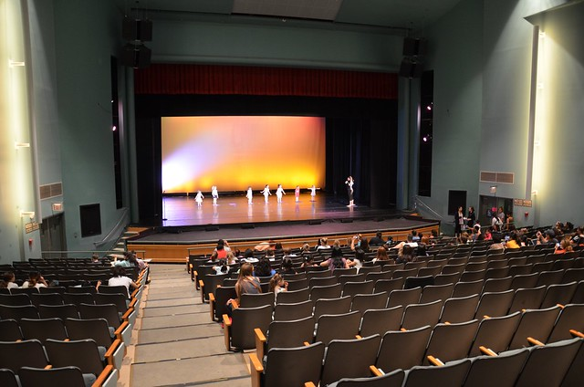 The Theater At LaGuardia Community College | Flickr ...