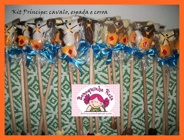 FESTA PRINCESAS - KIT PRÍNCIPE