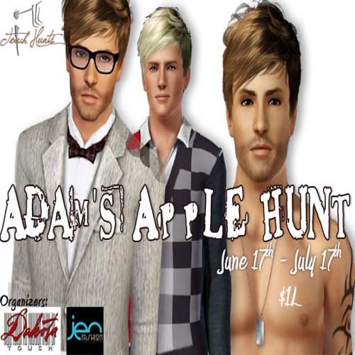 Adam's Apple Hunt by Cherokeeh Asteria