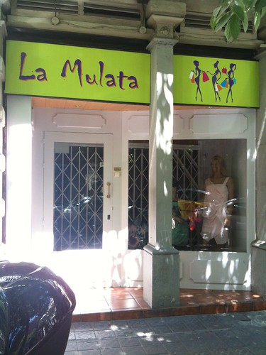 La Mulata, in L'Eixample