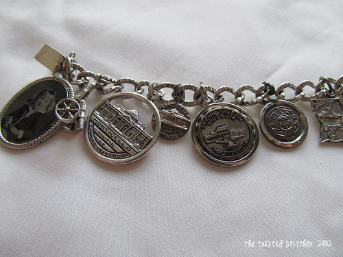 Charm Bracelet additions 1